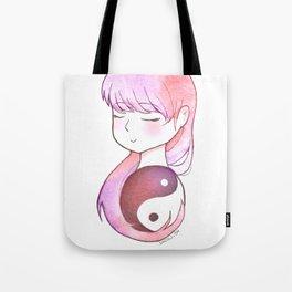 Peace & Balance Tote Bag