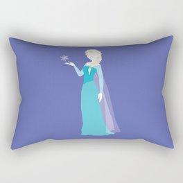Elsa from Frozen Rectangular Pillow