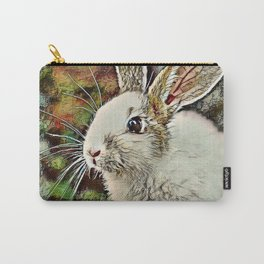 Toony Bunny Carry-All Pouch