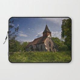 Selmeston Church Laptop Sleeve