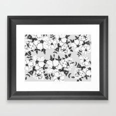 Grey Spring Framed Art Print
