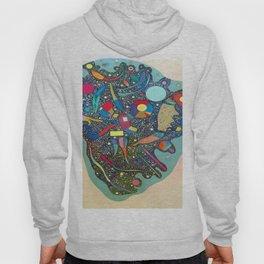 Wassily Kandinsky Colorful Ensemble Hoody