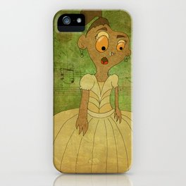 Princess Zibbo (Princess Monsters A to Z) iPhone Case