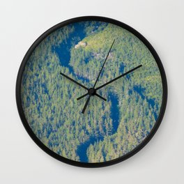 Shadow Creek Wall Clock