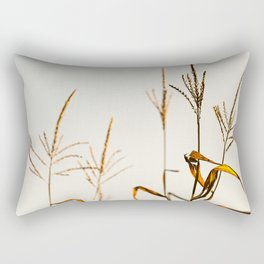 Corn Field 12 Rectangular Pillow