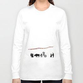 La Festa di Sant'Efisio. Partecipa e tramanda Long Sleeve T-shirt