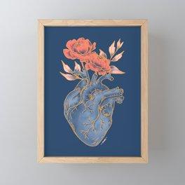 HEART Framed Mini Art Print