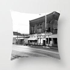 Ohio Ghost Town... Throw Pillow