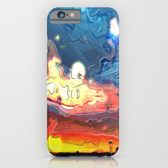 Lost in the rain iPhone & iPod Case