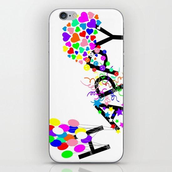 Just Happy iPhone Skin