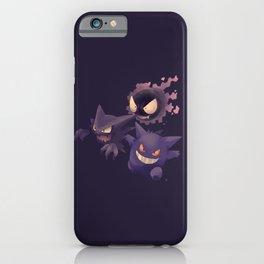 GHOSTS! - Pokémon iPhone Case