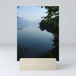 Glacier Park Serenity Mini Art Print