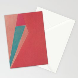 Nudo Due Colori Stationery Cards