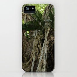 Wild Belize Jungle iPhone Case