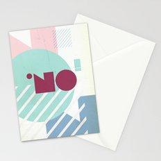 NO! Stationery Cards