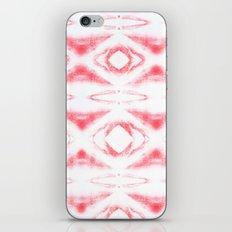 BOHEMIAN PINK iPhone & iPod Skin