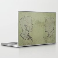 true detective Laptop & iPad Skins featuring TRUE DETECTIVE by Tomcert