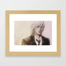 m-21 Framed Art Print