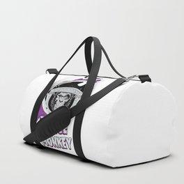 Space Monkey Retro Classic Duffle Bag