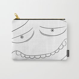 A Good Face that Loves You Carry-All Pouch
