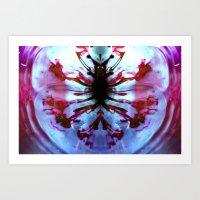 Splash #5 Art Print
