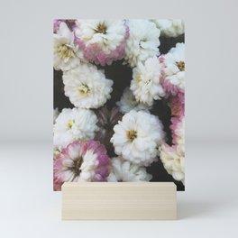 Romantic Petals Mini Art Print