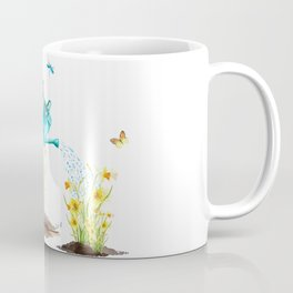 DAFFODILS AND WEIM Coffee Mug