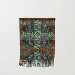 Nature Portals Pattern Wall Hanging