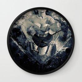 Space Breaker Wall Clock