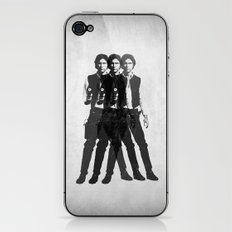 Triple Harrison  iPhone & iPod Skin