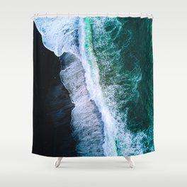 Sea 6 Shower Curtain