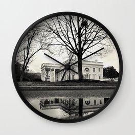 1600 Pennsylvania Avenue Wall Clock