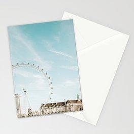 London Eye Travel Photography Stationery Cards