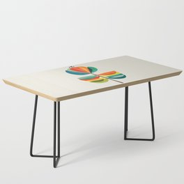Whimsical Bloom Coffee Table