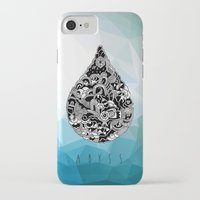 abyss iPhone & iPod Cases featuring ABYSS by FilippoCardu