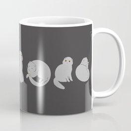 Phases of Nim drk Coffee Mug