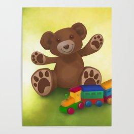 Bearhug Poster