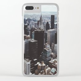 Empire II Clear iPhone Case