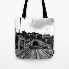Duboce Tunnel Again Tote Bag