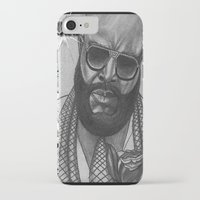 boss iPhone & iPod Cases featuring BOSS by TATTZ4CARZ