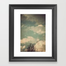 Unkindness Framed Art Print