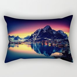 Lofoten Rectangular Pillow