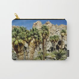 Thousand Palms Carry-All Pouch