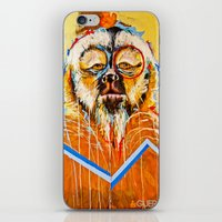 the dude iPhone & iPod Skins featuring DUDE.... by Peterson J Guerrier