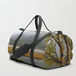 Season's First Snow II Duffle Bag