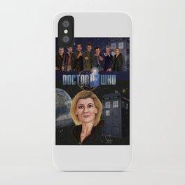 7 Doctos [3] iPhone Case