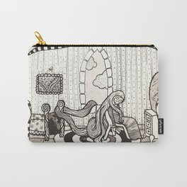 Long Carry-All Pouch