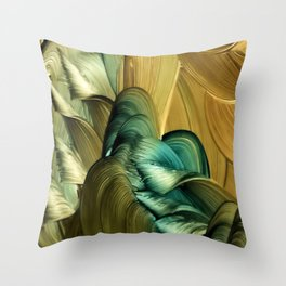 Geb Throw Pillow