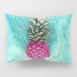 Pineapple Waves Pillow Sham