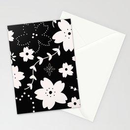 Dark Sakura 2018 Stationery Cards